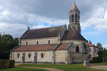 église de Tracy-le-Val
